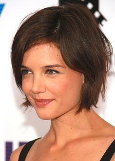 Katie Holmes Actress Katie Holmes attends the 'Hairspray' premiere presented by New Line Cinema at the Ziegfeld Theatre on July 16, 2007 in ...