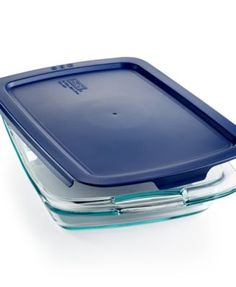 Browse and shop Macy's wedding registry ideas for baking supplies. From cake pans to utensils, Macy's has you covered for top bakeware. Glass Food Storage, Kitchen Storage, Kitchen Gadgets, Kitchen Appliances, Kitchen Stuff, Kitchen Must Haves, Pyrex Bowls, Glass Dishes, Bakeware