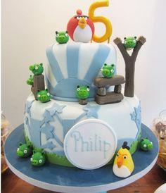 Angry birds em festa tripla | Baby & Kids | It Mãe