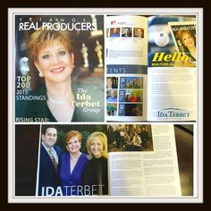 """It is such an honor to be selected by Triangle Real Producers Magazine as their first featured agent! I am overjoyed to be apart of your special moment. I also want to give a heartfelt """"Thank You"""" to my wonderful Team for all of their hard work. I couldn't be a Top Producer without a top producing Team! #TheTerbetGroup #Raleigh #RealEstate"""
