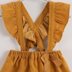 bcc7cb93e35 Amazon.com  marc janie Little Girls  Fashion Suspender Skirt Baby Girls  Jumpsuit Strap Overall Dress  Clothing