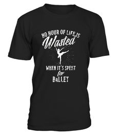 "# No Hour Of Life Is Wasted For Ballet Shirt Love Dance Tee .  Special Offer, not available in shops      Comes in a variety of styles and colours      Buy yours now before it is too late!      Secured payment via Visa / Mastercard / Amex / PayPal      How to place an order            Choose the model from the drop-down menu      Click on ""Buy it now""      Choose the size and the quantity      Add your delivery address and bank details      And that's it!      Tags: For lovers of printed…"