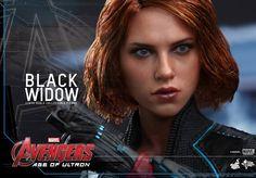 Hot Toys dévoile sa Black Widow pour Avengers : Age of Ultron