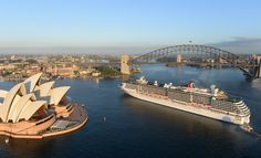 Carnival Legend to be homeported in Melbourne http://www.cruisepassenger.com.au/carnival-legend-homeported-melbourne/