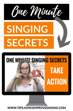Time to take action and learn something new today. Watch this video to get motivated to do something new today. Singing Warm Ups, Vocal Training, Music Sing, Singing Tips, Piece Of Music, Sounds Great, New Today, Take Action, Piano Lessons