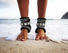 The Stylish Gypsy Bohemian Beach, Bohemian Look, Hippie Bohemian, Boho Gypsy, Hippie Style, Boho Chic, My Style, Boho Style, Hippie Crochet