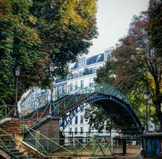 Paris, Canal St. Martin