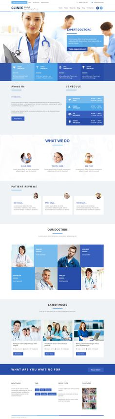 Clinix is Premium full Responsive WordPress #MedicalTheme. #LayersWP. #WooCommercePlugin. Contact Form 7. Mobile Ready. Test free demo at: http://www.responsivemiracle.com/cms/clinix-premium-responsive-medical-layers-woocommerce-wordpress-theme/