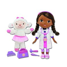 "Disney Doc McStuffins Time For Your Check Up Doll - Toys ""R"" Us - $39.99"