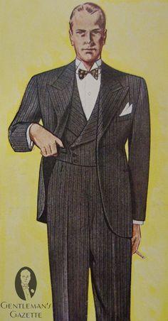 Man lär sig mycket om kläder på The Gentlemans Gazette. Vet du varför du tycker att detta är så snyggt? Du gratisprenumererar väl?