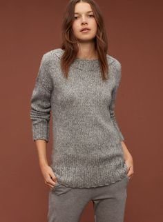 The Group STOPES SWEATER | Aritzia