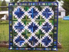 pineapple blossom quilt | Quilt in a Day - Pineapple Blossom - Quilting Photos - Community Forum