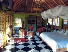 betsey johnson's home in gurrerro, mexico