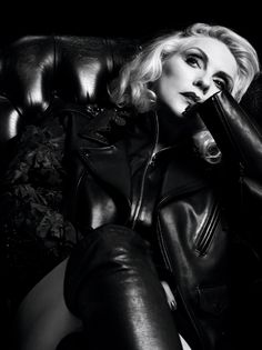 DEBBIE HARRY by RICK MOODY - Photography GREGORY HARRIS