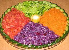 #verebilirsem #modellerini #beenirsiniz #sslemesini #fikirlerde #seviyorum #sizlerde #sizlere #salata #ssleme #nallah #mutlu #bana #bu #kkSalata süslemesini çok seviyorum. İnşallah sizlerde bu süsleme modellerini beğenirsiniz. Sizlere küçük fikirlerde verebilirsem ne mutlu bana... Salad Design, Food Design, Cottage Cheese Salad, Fruit Buffet, Fancy Salads, Salad Dishes, Salad Plates, Veggie Tray, Vegetable Cake