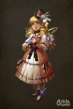 Steampunk Alice ~ Alice in Wonderland (Gender-bend)
