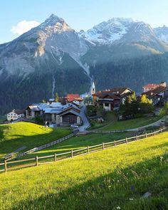 Latsch, Graubünden