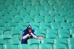 The Saddest American Soccer fan