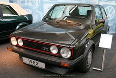 VW Golf GTI 1980-1983