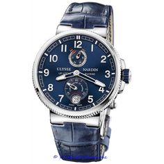 Ulysse Nardin Marine Chronometer 1183-126/63