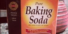 Baking soda is one of the many household goods that is always lying around, yet we barely get any use out of it. (Cleaning and baking aren't exactly high on our list of priorities these days.)