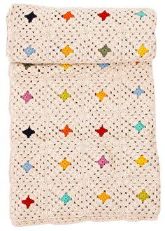 granny blanket from oddbirds