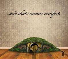 Hobbit Hole Litter Box (concept)