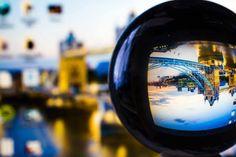 Glass globe photography