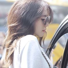 160914 #Yoona - Airport back to Korea from Spain