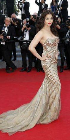 Aishwarya Rai - wedding dress inspiration