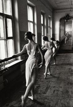 Ballet, Dancers, Dance Class, Dancing School, Moscow