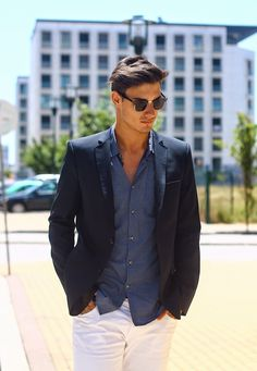 Basic Style: Vintage Inspired Classic Polarized Horned Rim Sunglasses 2936