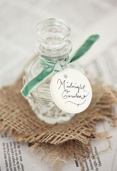 These 10 Wedding DIYs are really nice; I particularly love the homemade perfumes and lip glosses as bridesmaid gifts.