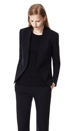 Theory Lanai Urban Stretch Wool Jacket | Theory.com