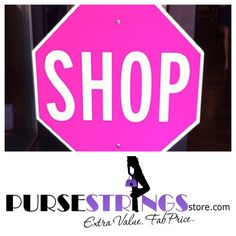 Fill your cart and closet with style. PurseStringsStore.com
