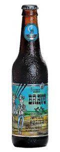 3 Lobos Bravo - Cervejaria Backer - Cerveja é no Brejas