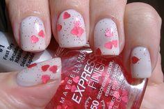 Valentine Nails ♥