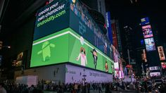 Google Creative Lab assembled an army to pull off a 2 day event in Times Square to celebrate all that is Android.  During the event, the public was invited to create…
