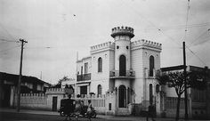 The history of Apa Street Castle and one of the most misterious crimes in Sao Paulo.