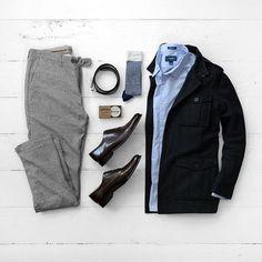 "43 Me gusta, 7 comentarios - Men's Outfit (@menoutfitts) en Instagram: ""#ootd #men #style #fashion #gentlemen #classy #instaglam #instastyle #outfitoftheday #urban #denim…"""