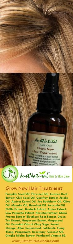 I've noticed a dramatic increase in the growth and thickness. My hair is also much shinier now than it has been in years. It feels healthy and has a very natural herbal smell of pure natural essentials oils. No chemicals, no silicones, no perfumes. I have had severe allergic reactions to many chemicals that are found in shampoos and conditioners. I can recognize when a product is made with authentic natural ingredients. I love to use natural products- my hair immediately starts to grow again