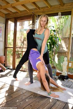 As yoga teachers, we cannot be afraid to touch, we cannot knowingly allow people to practice poor alignment, and we cannot deny our value and self-worth as guides and healers.