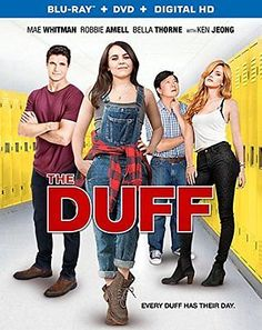 The Duff (Blu-Ray + DVD + Digital HD) - Brand N... - Exclusively on #priceabate #priceabateMusicAlbums! BUY IT NOW ONLY $10.99