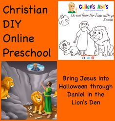 For a complete approach to Christian worship at home, use Cullen's Abc's DIY Online Preschool where each worship theme is covered for three days to help your child develop their relationship with God!