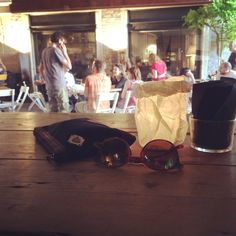 Was Campari time with our Black Selvadge Denim 13,9 Oz, iPad Mini Envelope series.  #campari #relax #time #kjoreproject #envelope #saraghina #sunglasses #blueselvedge #premium #italian #denim #denimlovers @kjoreproject