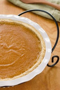 Paleo Pumpkin Pie Recipe on http://cookeatpaleo.com/paleo-pumpkin-pie