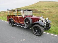 1931 Rolls-Royce Shooting Brake Chassis no. Bentley Rolls Royce, Rolls Royce Cars, Retro Cars, Vintage Cars, Antique Cars, Classic Motors, Classic Cars, Rolls Royce Phantom 2, Automobile