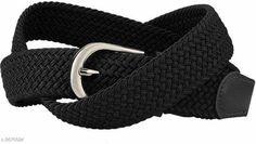 Belts Stylish Men's Belt Material: Canvas Size: Free Size Description: It Has 1 Piece Of  Unisex Belt Pattern: Solid Sizes Available: Free Size   Catalog Rating: ★3.9 (2312)  Catalog Name: Essential Stylish Men's Belts Vol 1 CatalogID_361138 C65-SC1222 Code: 731-2670824-