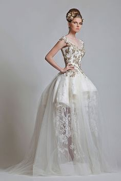 Krikor Jabotian - Couture - Kollektion 2013