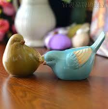 Resultado de imagen para pajaros de ceramica